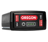 Accu Oregon B425E  2,6 AH