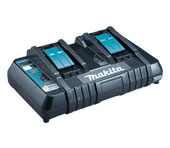 Double chargeur Makita DC18RD