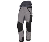 PSS X-treme Vectran pantalon de protection anti-coupures , gris/noir, XX71213
