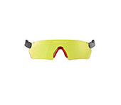 Lunettes de protection Protos Integral en version teintée jaune